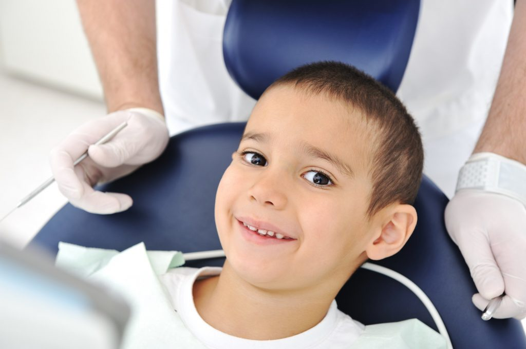 Childrens dentist Carmichael